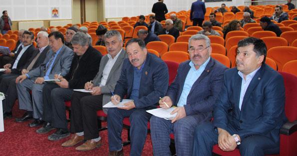 Havza'da TKDK bilgilendirme toplantısı yapıldı
