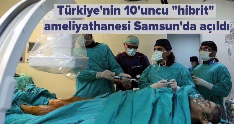 Hibrit ameliyathanede aynı anda birden fazla operasyon yapılabilecek