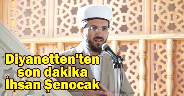 İhsan Şenocak görevine iade edildi mi? işte yanıtı