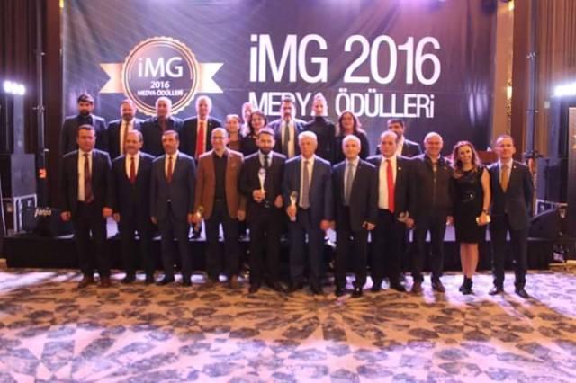 İMG Samsun Medya Ödülleri Sahiplerini buldu