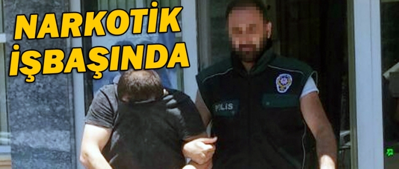 İstanbul'dan Samsun'a yolcu otobüsüyle uyuşturucu sevkiyatı