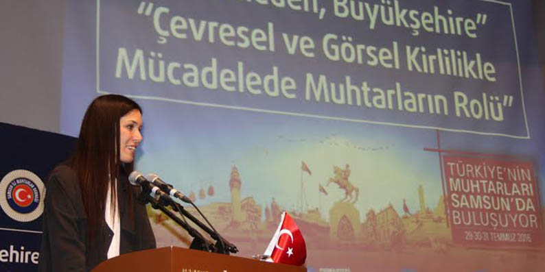 Karaaslan: 'Demokrasi yerelde başlar'