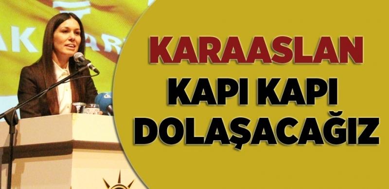 Karaaslan: Türkiye'nin en temel sorunu ana muhalefet