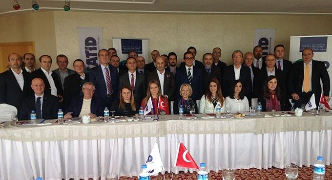 Karadeniz Bölge Otelcileri Samsunda toplandı