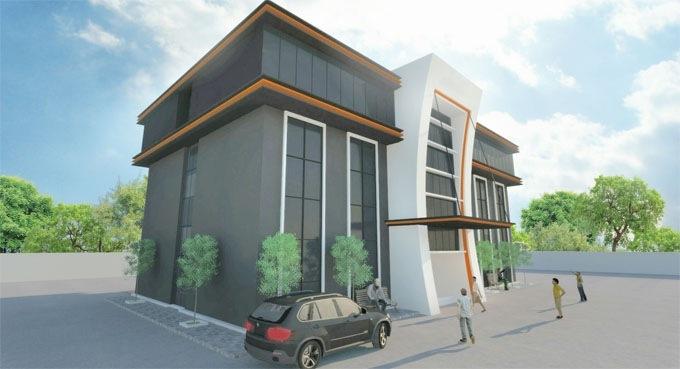 Kavak'ta yeni belediye hizmet binası için düğmeye basıldı