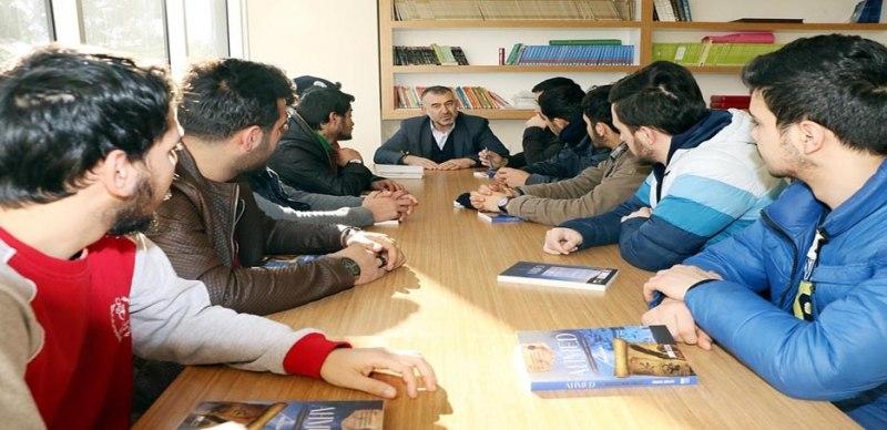 Kitap Okuma Kampı Samsun'da başladı