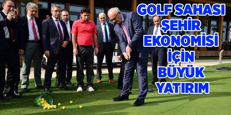 KOBİ'lerden Golf Sahası'na tam not