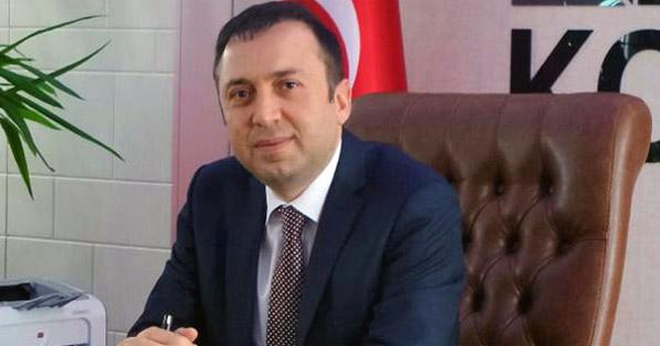 KOSGEB İl Müdürü Ahmet Dursunoğlu Daire Başkanı oldu