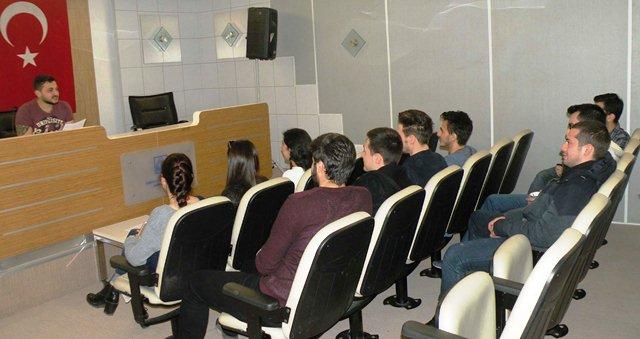 Makina ve Endüstri Mühendisliği Öğrencileri Yerel Kurultayda Toplandı