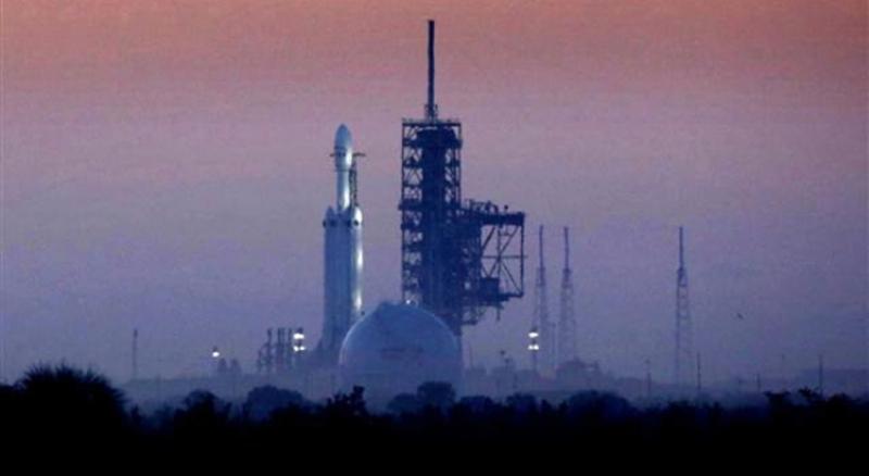 Mars'a fırlatılan rokette David Bowie'nin Space Oddity şarkısı çalıyor
