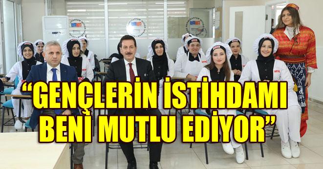 MEMGE Türkiye'nin en başarılı istihdam projesi