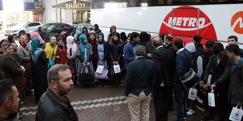 Metro Turizm'den Termeli Öğrencilere Tarihin İzinde – Edirne ve Çanakkale Gezisi