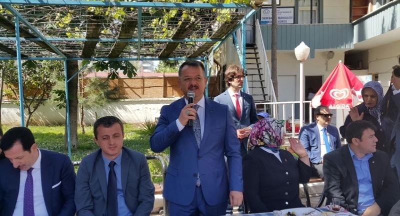 Milletvekili Adayı Hocaoğlu: Halkın içinden biriyim