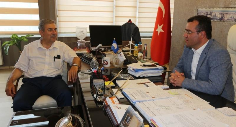 Milletvekili Demircan Başkan Taşçı'yı kutladı
