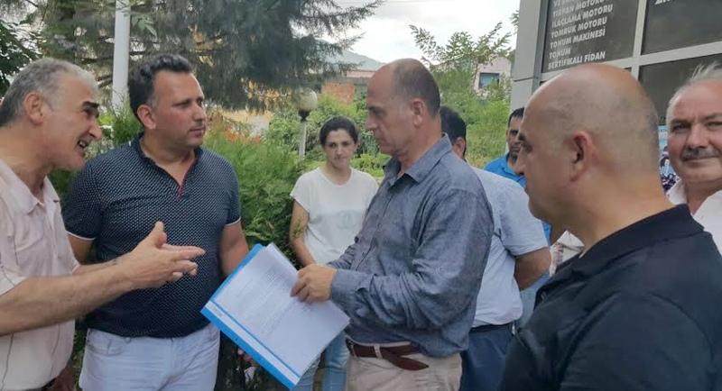 Milletvekili Edis: 'Saklı cennet değil sahipsiz cennet'