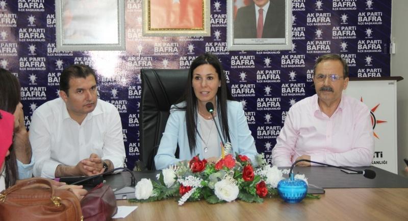 Milletvekili Karaaslan: 'Türkiye hedefine emin adımlarla ilerleyecektir'
