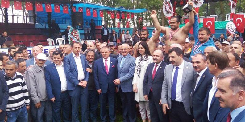 Milletvekili Kırcalı: Halkımızın sevinç ve hüzünlerinde yanındayız
