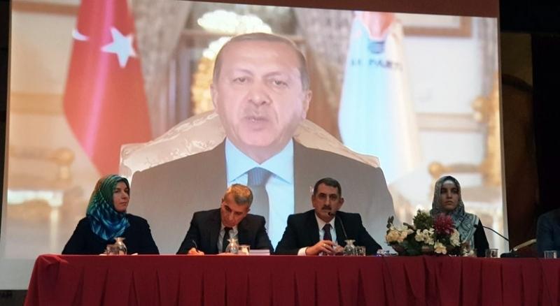 Milletvekili Köktaş Adana'da İlçe kongrelerine katıldı