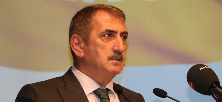 Milletvekili Köktaş 70. İl Danışma Meclisi'nde konuştu