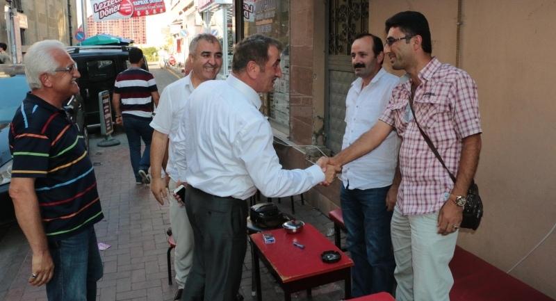 Milletvekili Köktaş: Milletimizin desteğiyle bugün güçlü bir Türkiye var