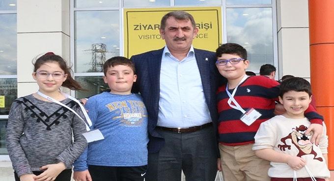 Milletvekili Köktaş'ın 23 Nisan Ulusal Egemenlik ve Çocuk Bayramı mesajı
