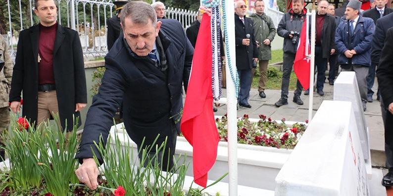 Milletvekili Köktaş'tan 18 Mart Şehitleri anma günü ve çanakkale deniz zaferi mesajı
