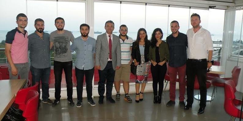 MMO Öğrenci üyeleri ile Komisyon toplanıtısı düzenledi