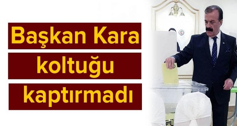 Mustafa Kara yeniden başkan seçildi