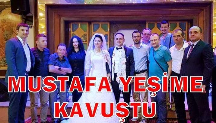 Mustafa Yeşim'ine Kavuştu