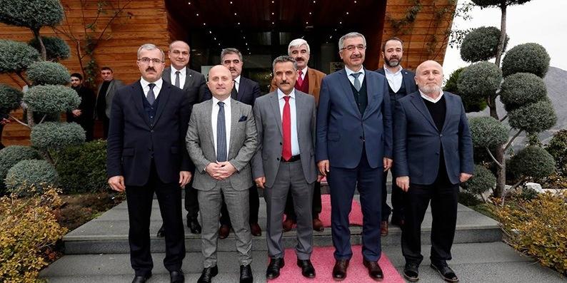 OKA 2018 Ocak ayı toplantısı Amasya'da gerçekleşti