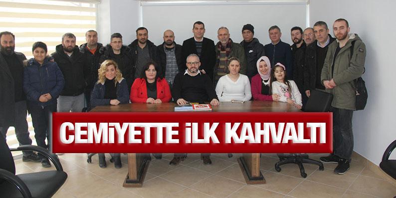 Öksüzoğlu: 'Büyük bir aile olduk'