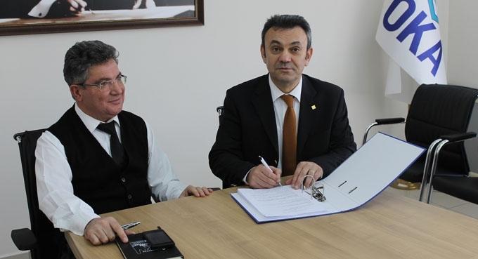Orta Karadeniz Kalkınma Ajansı ile SAMULAŞ arasında işbirliği başlıyor