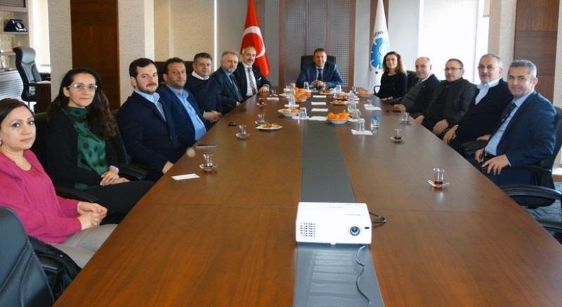 OSB - KTÜ Teknolojik İşbirliği yapacak