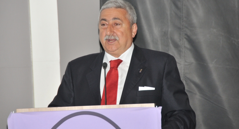 Palandöken: 'Küçük üreticiyi devlet ve belediyeler de desteklemeli'
