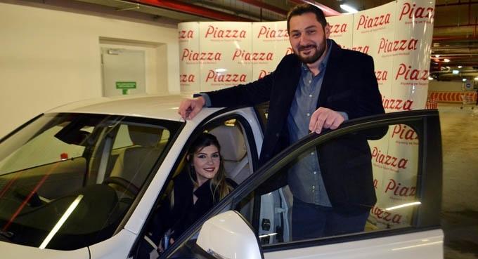 Piazza'nın En Şanslı Ziyaretçisi Belli Oldu