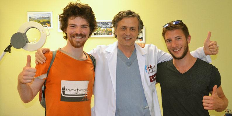 Rekortmenler VM Medical Park'ta