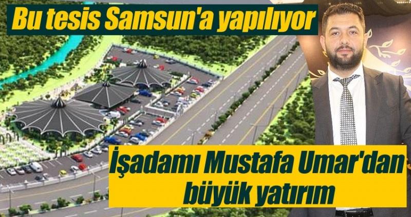 Rüya Park Samsun'da alışkanlıkları değiştirecek!