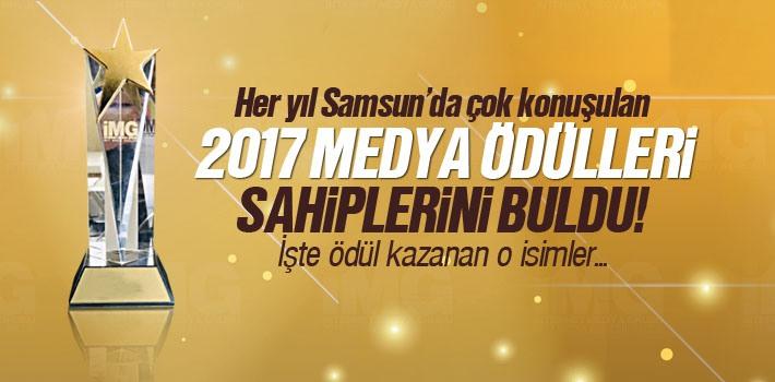 Samsun 2017 İnternet Medya Grubu (İMG) Ödülleri Sahipleri Belli Oldu