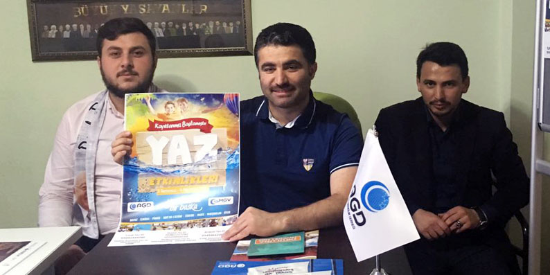 Samsun AGD Yaz-Et kayıtları başladı