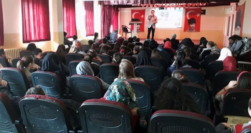 Samsun AGD'den Şehitleri Anma ve Erbakan'ı Anlama programı