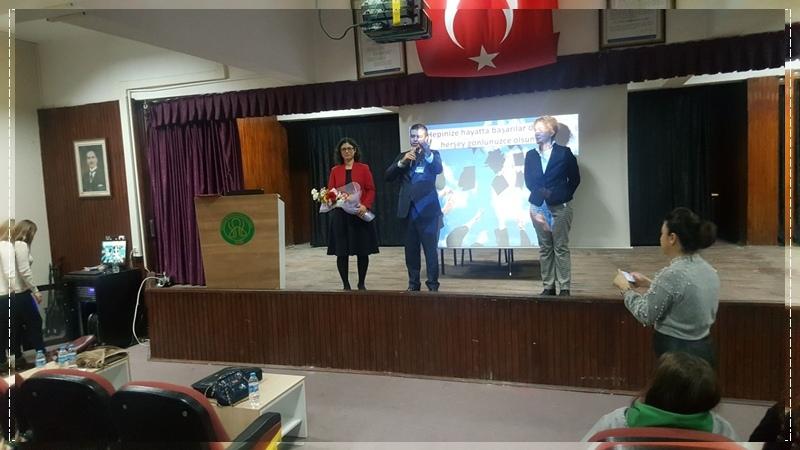 Samsun Anadolu Lisesi'nde İnovasyon Günleri