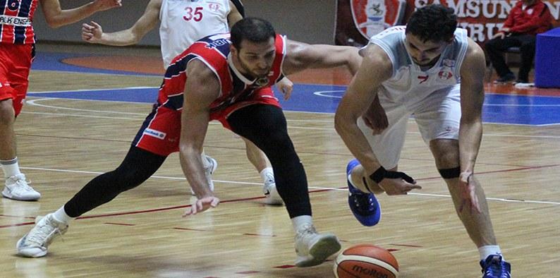 Samsun BŞB Anakentspor 107-104 Yalova Grup Belediyespor