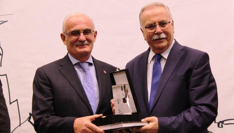 Samsun Büyükşehir Belediyesi'ne 'Proje Ödülü'