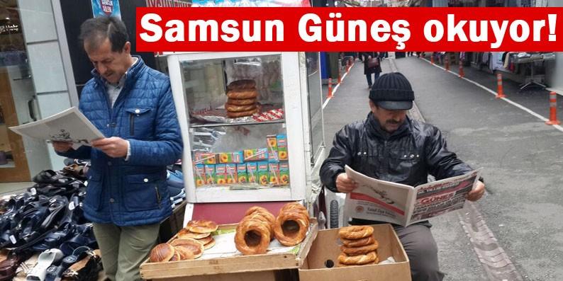 Samsun Güneş Gazetesi okurlarıyla buluştu