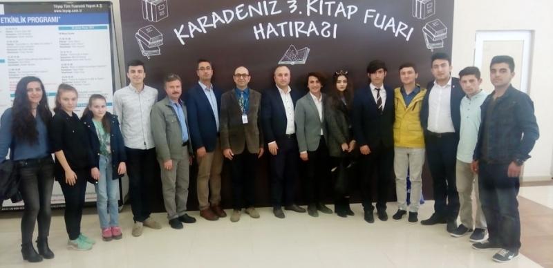 Samsun İl Milli Eğitim Müdürü Esen, Öğrenci Başkanları ile Buluştu