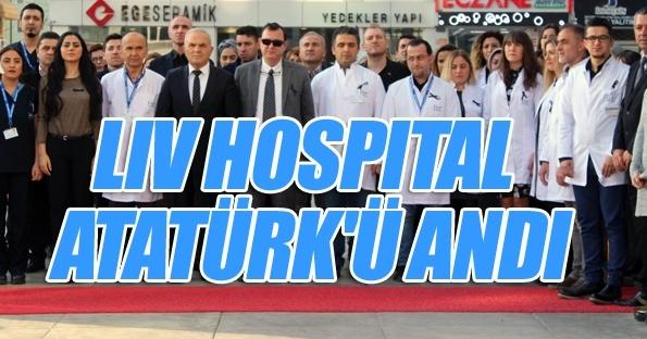 Samsun Liv Hospital'da 09:05'te zaman durdu!