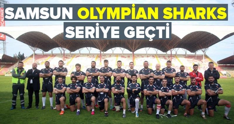 Samsun Olympian Sharks Ragbi Kulübü seriye bağladı!