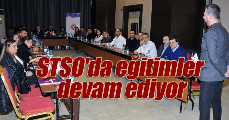 Samsun TSO personeline 'Değişim Yönetimi' eğitimi