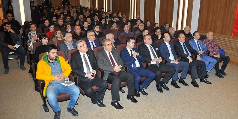 Samsun TSO'dan Mesleki Yeterlilik Belgesi bilgilendirme toplantısı