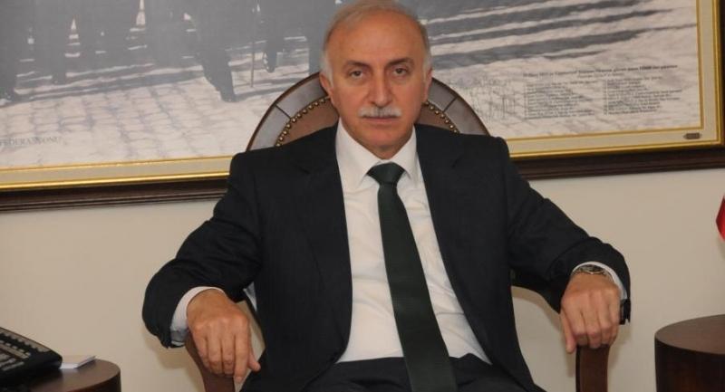Samsun Valisi Şahin '19 Eylül Gaziler Günü' kutlama mesajı yayınladı